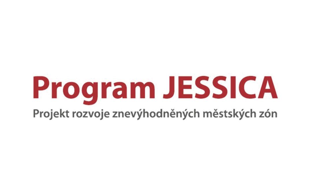 Počet bytů opravených z programu JESSICA